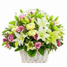 Flower basket - Royal