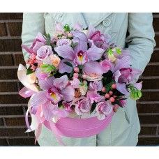 Flower box - Lotus
