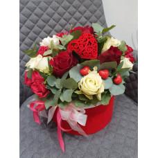 Flower box - Strong love