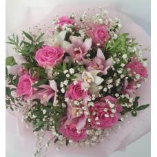 Bouquet - Orchid paradise