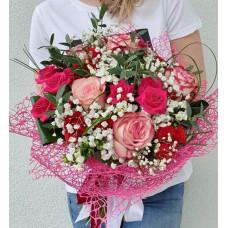 Bouquet - Strawberry